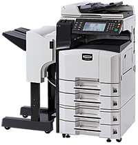 We sell, lease and repair floor model copiers