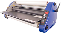 We sell, lease and repair roll laminators